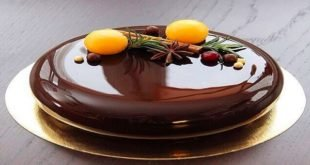 Как приготовить зеркальную глазурь для торта